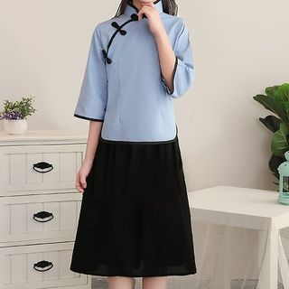 Snow Hymn - Kids Uniform Set: Top + Skirt