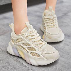 Auxen - Platform Sneakers