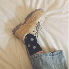 Futari - 厚底休閒鞋