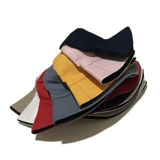 Heloi - 純色漁夫帽