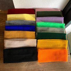 Cap Station - Plain Knit Headband