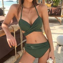 Cassidie - Cross Strap Bikini