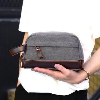 Koln - 双色帆布手包