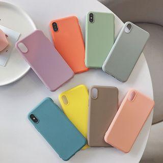 TreaSURE - Plain Mobile Case - iPhone 11 Pro Max / 11 Pro / 11 / XS Max / XS / XR / X / 8 / 8 Plus / 7 / 7 Plus / 6s / 6s Plus