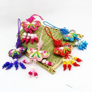 GAMI Gift - Embroidery Chinese Knot Fragrance Sachet
