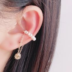 Mimishi - Beaded Ear Cuff