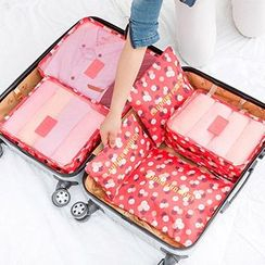 Sucarlin - Printed Travel Organizers