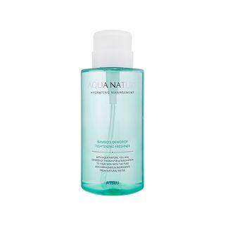A'PIEU - Aqua Nature Bamboo Dew Drop Tightening Freshner  (For Oily & Combination Skin) 500ml