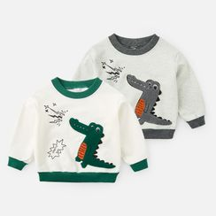 DEARIE - Kids Applique Pullover