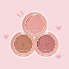 BLACK ROUGE - Cheek-On Blusher - 3 Colors