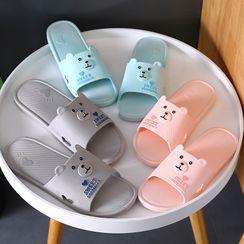 SunShine - 熊浴室拖鞋