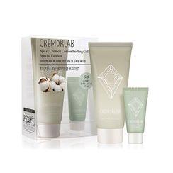 CREMORLAB - Spa et Cremor Soft Cotton Peeling Gel Special Edition Set