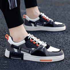 Chaoqi - Color Panel Sneakers