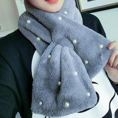 zitapompom - 针织仿毛围巾