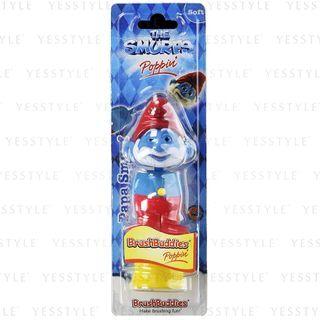 Brush Buddies - Papa Smurf Poppin Toothbrush