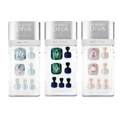 MISSHA - Dashing Diva Magic Press Super Slim Fit Big Stone Pedicure - 3 Types