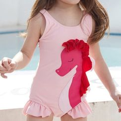 Aqua Wave - 小童动物泳装