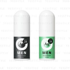 Shiseido - Ag Deo 24 Men Deodorant Stick 20g - 2 Types