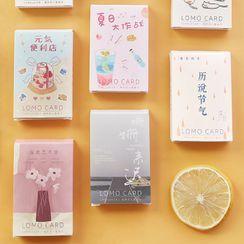 Thana - 印花明信片