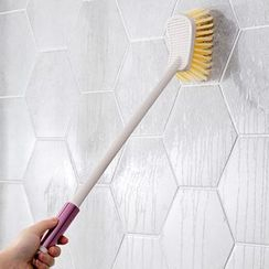 MyHome - Long Handle Bathroom Cleaning Brush