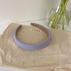 Rouwan - Plain Sponge Headband