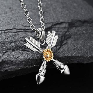 Andante - Arrow Necklace