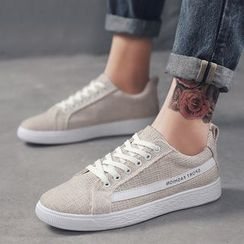Chariot - Lace-Up Sneakers