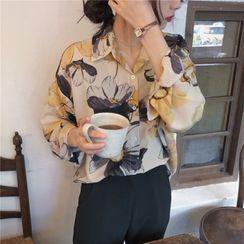 monroll - Floral Print Shirt