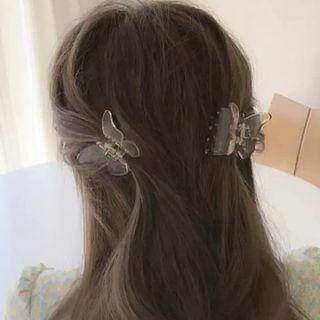 Rosie's Home - Transparent Hair Clamp