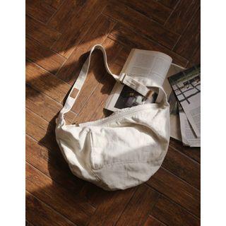 GOROKE(ゴロケ) - Canvas Crossbody Bag