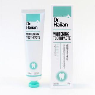 May Island - Dr.Haiian Whitening Toothpaste 100g