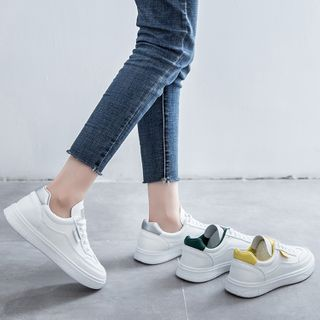 Yuki Yoru - Platform Sneakers