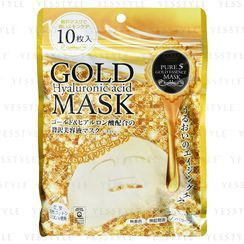 JAPAN GALS - Pure 5 Gold Essence Mask