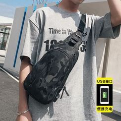 ETONWEAG - Camouflage Sling Bag