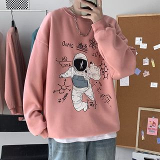 ChouxChic - Printed Sweatshirt