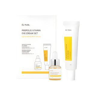 iUNIK - Propolis Vitamin Eye Cream Set