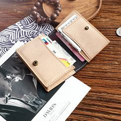 Wavecho - Genuine Leather  Card Holder