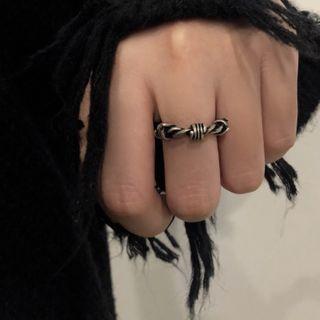 UNPACK - 不锈钢戒指