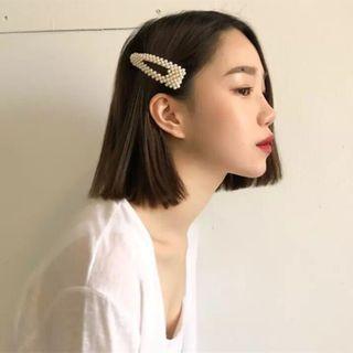 Sexy Tokyo - Faux Pearl Hair Clip (Various Designs)