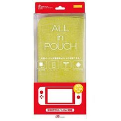 Answer - Nintendo Switch / Switch Lite All in Pouch (黄)