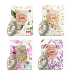 no:hj - Skin Maman Herbs Fit Gold Rose Sheet Mask - 4 Types