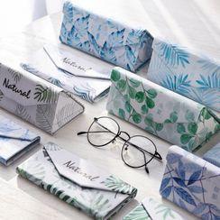 Hazzeland - 印花眼镜盒