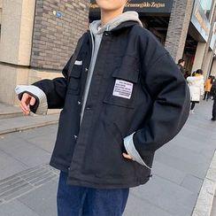 Ateso - Pocket Detail Button Jacket