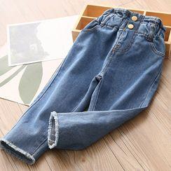 Seashells Kids - Kids Wide-Leg Jeans