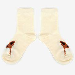 Full House - daily like -Cartoon Socks