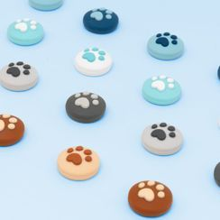 ZYUN(ジュン) - Silicone Cat Paw Nintendo Switch Joystick Grip Cap