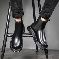 Pikkolo - 短款切爾西靴子