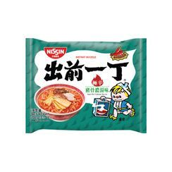 Nissin - Demae Iccho Spicy Series Super Hot Tonkotsu Flavour