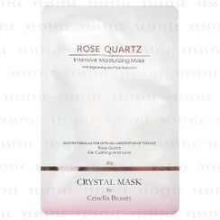 Crystal Mask - Rose Quartz Intensive Moisturizing Mask Trial