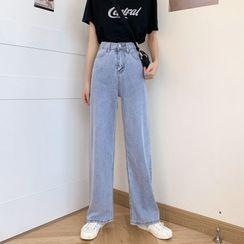 Jemonne - Straight Leg Jeans